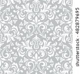 wallpaper in the style of... | Shutterstock .eps vector #482879695