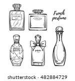 hand drawn vector illustrations ...   Shutterstock .eps vector #482884729