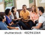 small group of people | Shutterstock . vector #482961064