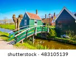 Traditional Dutch Windmills An...