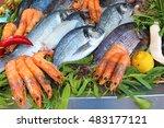 Lobsters  Langustines  Shrimp ...