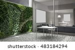 Vertical Gardening  Office...