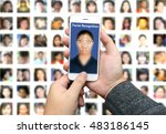 machine learning systems and...   Shutterstock . vector #483186145