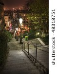 Lamplight  Cafes And Steep...