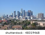Downtown Los Angeles With...