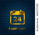 24th calendar royal golden  ...