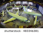 Final Assembly Of Aircraft...