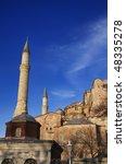turkey  istanbul  st. sophia... | Shutterstock . vector #48335278
