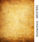 grunge texture background | Shutterstock . vector #48337852