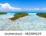 islets   tetiaroa   french... | Shutterstock . vector #483389629