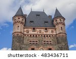 The Tower of the Nibelungen Bridge in Worms, Germany