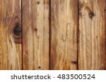 wood grain of wood wall | Shutterstock . vector #483500524