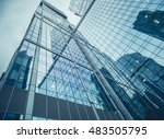 moscow  russia   september 13 ...   Shutterstock . vector #483505795