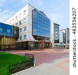 vitebsk  belarus   july 13 ... | Shutterstock . vector #483556207