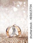 Romantic Wedding Ring...