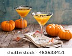Pumpkin Martini Fall Seasonal...