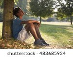 indian boy | Shutterstock . vector #483685924