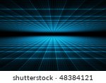 abstract business science or... | Shutterstock . vector #48384121