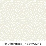 abstract rice seamless pattern. ... | Shutterstock .eps vector #483993241