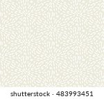 abstract rice seamless pattern. ... | Shutterstock .eps vector #483993451