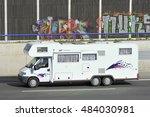 frankfurt germany   april 24  ...   Shutterstock . vector #484030981