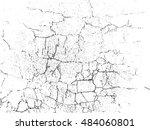 designed grunge background... | Shutterstock .eps vector #484060801