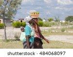 maun  botswana  dec 28 ...   Shutterstock . vector #484068097