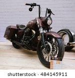 Hand Made Modification Harley...