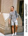 Man Casual Street Fashion ...