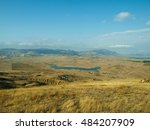 picturesque view from the hill... | Shutterstock . vector #484207909