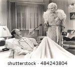 incriminating evidence | Shutterstock . vector #484243804