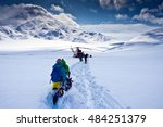 Heli  Freeride Snowboarding...
