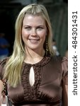 Small photo of Alison Sweeney at the Los Angeles premiere of 'Just Like Heaven' held at the Grauman's Chinese Theatre Hollywood, USA on September 8, 2005.