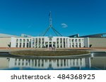 Parliament House Of Canberra