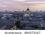 Sunset View Of Cathedral Of...