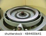 gyrocompass   Shutterstock . vector #484400641