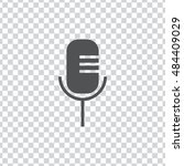microphone icon vector  clip...