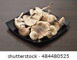 mushrooms honey agaric | Shutterstock . vector #484480525