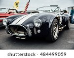 Shelby Cobra At The 2015...