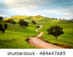 country side | Shutterstock . vector #484647685