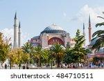 istanbul  turkey   september 13 ...   Shutterstock . vector #484710511