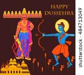 vector design of india festival ...   Shutterstock .eps vector #484713049