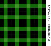 texture of scott pattern shine... | Shutterstock .eps vector #484791601