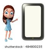 3d rendered illustration of kid ... | Shutterstock . vector #484800235