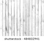 white wooden background   | Shutterstock . vector #484832941