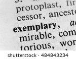 exemplary | Shutterstock . vector #484843234