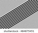 oblique  diagonal lines pattern. | Shutterstock .eps vector #484875451