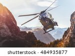 German Military Helicopter In...