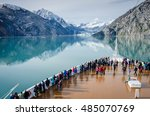 glacier bay   alaska september... | Shutterstock . vector #485070769