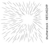 illustration vector abstract... | Shutterstock .eps vector #485140249